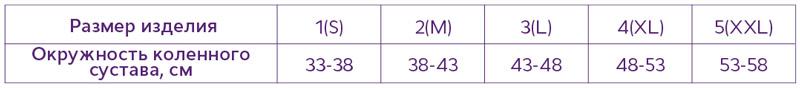 """Наколенник. Бандаж компрессионный на коленный суств БККС - """"ТРИВЕС"""" (с пружинами) Т-8512 (S)"""