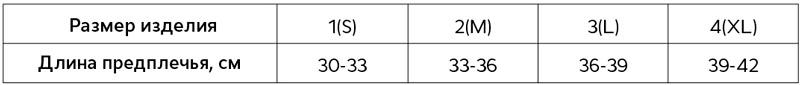"""Бандаж фиксирующий поддерживающий для руки после травм БПРТ - """"ТРИВЕС"""" Т-8191"""