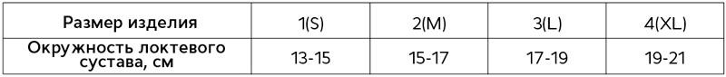 """Бандаж компрессионный на лучезапястный сустав БКЛЗС - """"ТРИВЕС"""" Т-8391"""